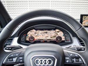 Audi dashboard Cubic Telecom