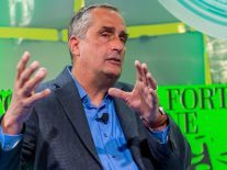 Intel's Brian Krzanich calls it quits on Trump council after Virginia clashes