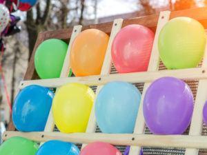 Colourful balloons China
