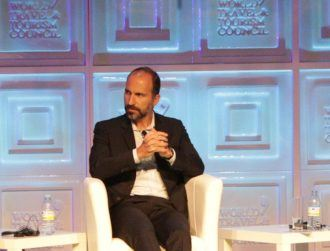 It's official: Dara Khosrowshahi is the new CEO of Uber