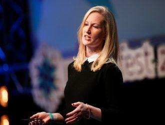 Dr Ellen Roche's sleeve on a heart is soft robotics at its finest