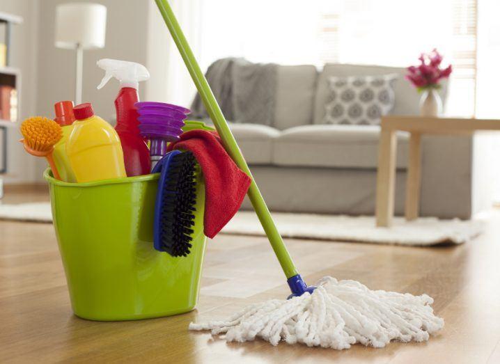 Cleaning. Image: Sebra/Shutterstock