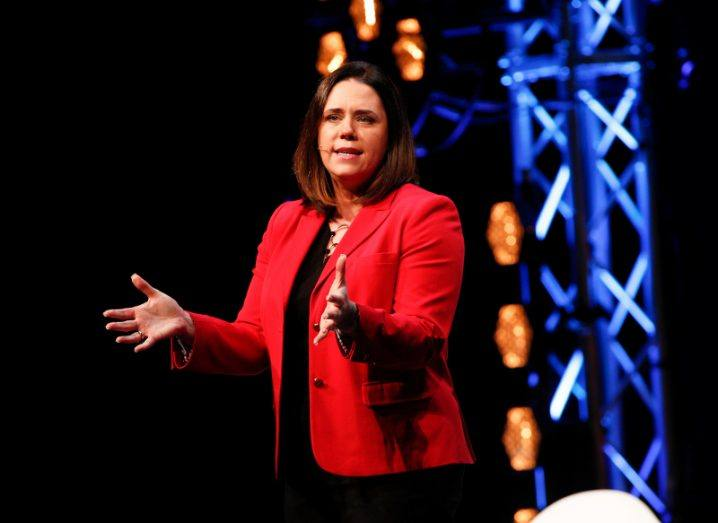 Dr Anita Sands at Inspirefest 2017