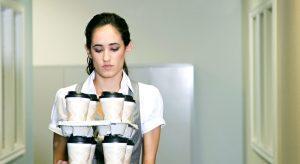 Internships making coffee