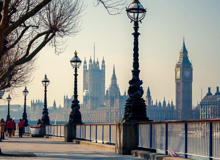 London. Image: S.Borisov/Shutterstock