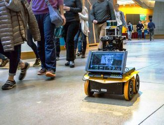New 'socially aware' robot using AI to be less awkward on crowded streets