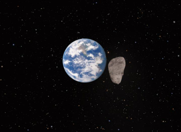 Huge asteroid will fly near the Earth