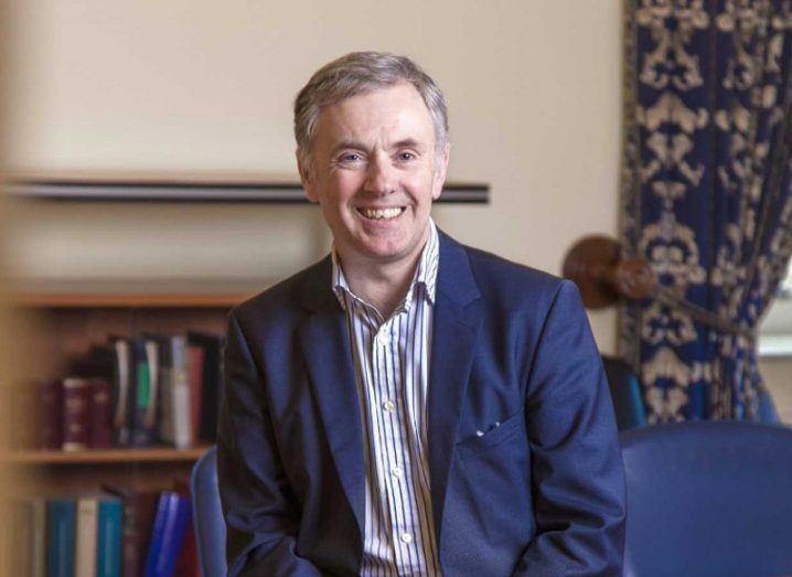 Peter Sandys named new chairman of Irish Venture Capital Association
