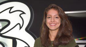 Rahaf Khalaf, intern at Three Ireland