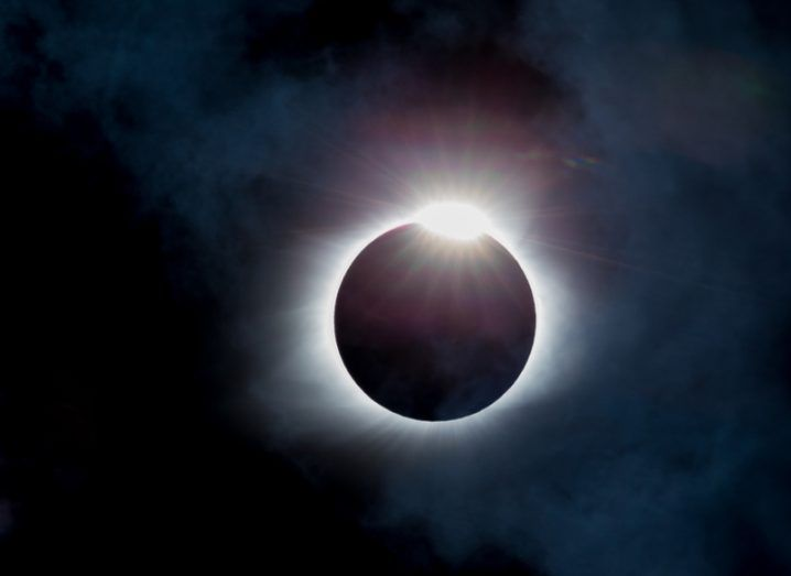 Solar Eclipse Visable Monday Afternoon; How Are You Viewing It?