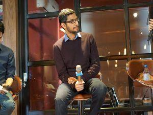 Sundar Pichai on diversity