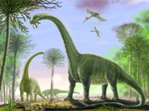 Argentinosaurus, the previous 'largest dinosaur ever'