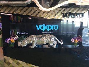Inside Voxpro's Dublin office. Image: Voxpro