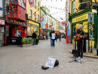 New digital corridor brings free Wi-Fi to Galway city centre