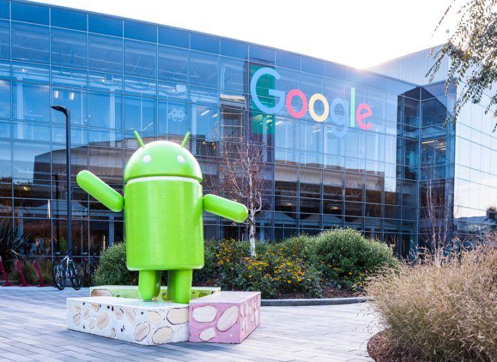 Google HQ, Mountain View, CA