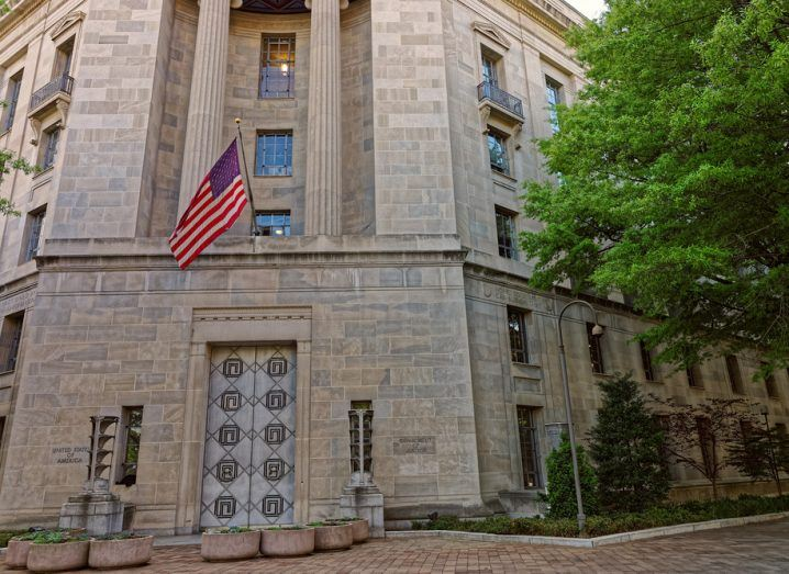 US department of justice, Washington D.C