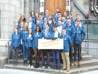 Student entrepreneurs seek backing from investors at LaunchBox Demo Day