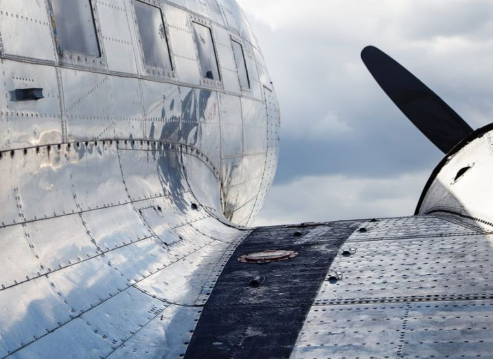 Aluminium aircraft