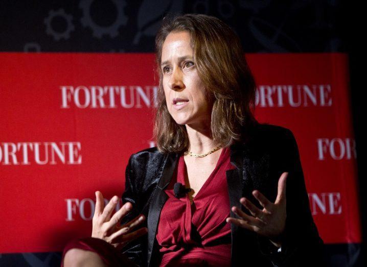 Anne Wojcicki of 23andMe