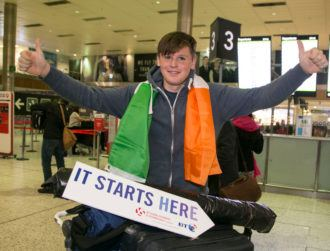 2017 BT Young Scientist winner flies to Tallinn for EU Young Scientist competition
