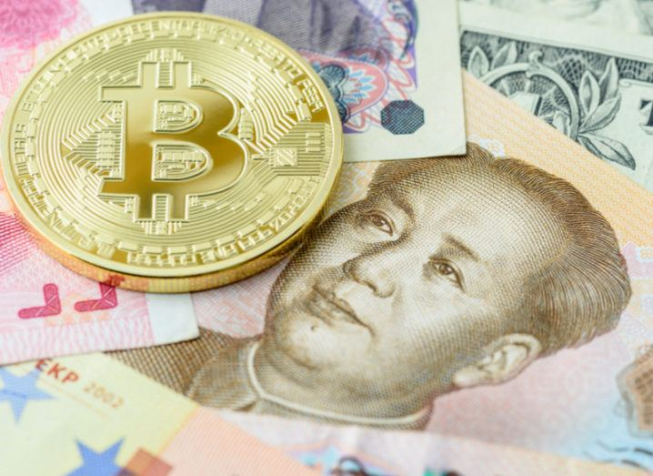 China cracks down on illegal crypto exchanges, Bitcoin drops by $500