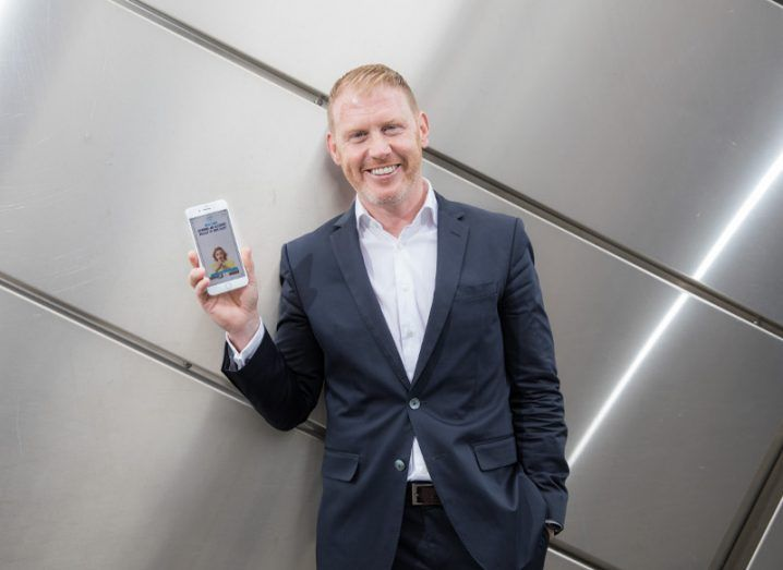 Developed in Dublin: KBC's new banking app creates digital debit card in 5 minutes