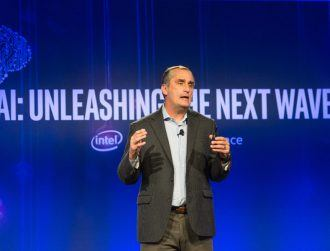 Intel reveals it has invested more than $1bn so far in AI start-ups