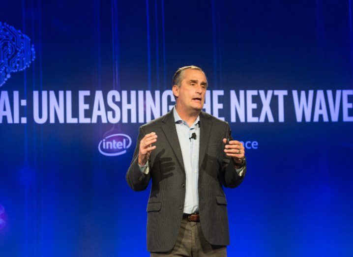 Intel reveals it has invested over $1bn so far in AI start-ups