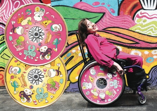 Izzy Wheels by Brosmind