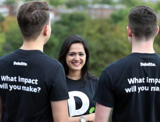 Deloitte to recruit 300 graduates in Ireland