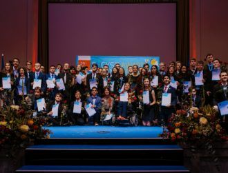 Non-invasive triage device among winners at EU Young Scientist competition