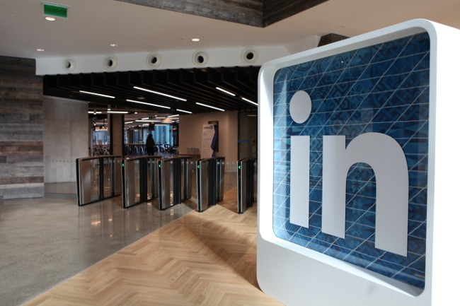 Linkedin new Dublin office