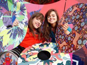 Izzy and Ailbhe Keane, Izzy Wheels