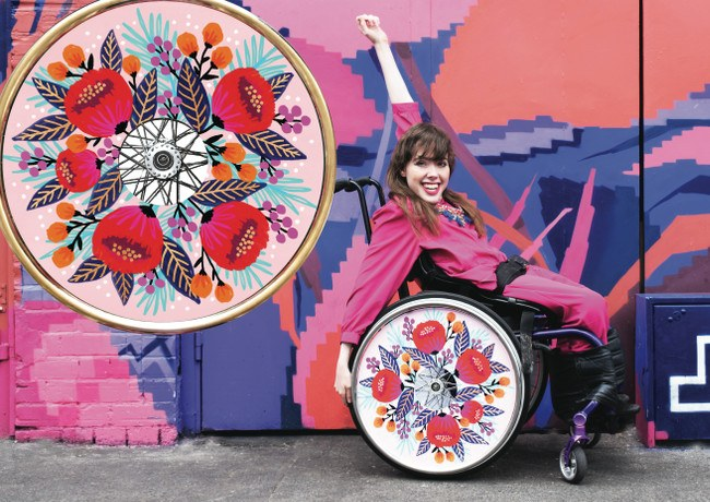 Izzy Wheels by Jess Phoenix