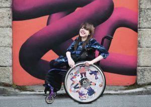 Izzy Wheels by Karol Banach