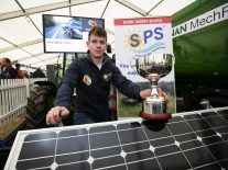 Tipperary solar water pump inventor wins big at National Ploughing Championships