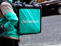 Deliveroo sees investors lay down $385m in huge funding round