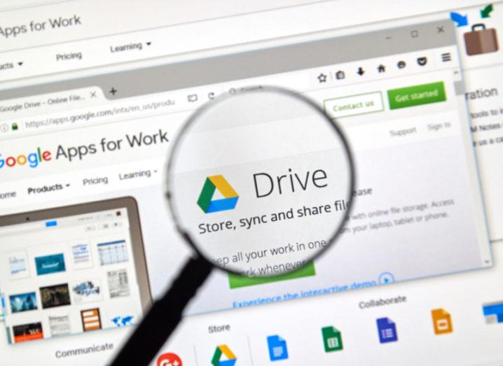 Google is pulling the plug on its Google Drive desktop software