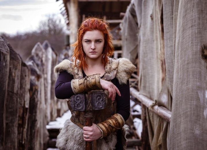 Viking armies let women lead, DNA proves