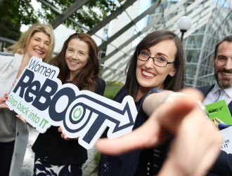 Women ReBoot rolls out national programme to reconnect women in tech with their careers