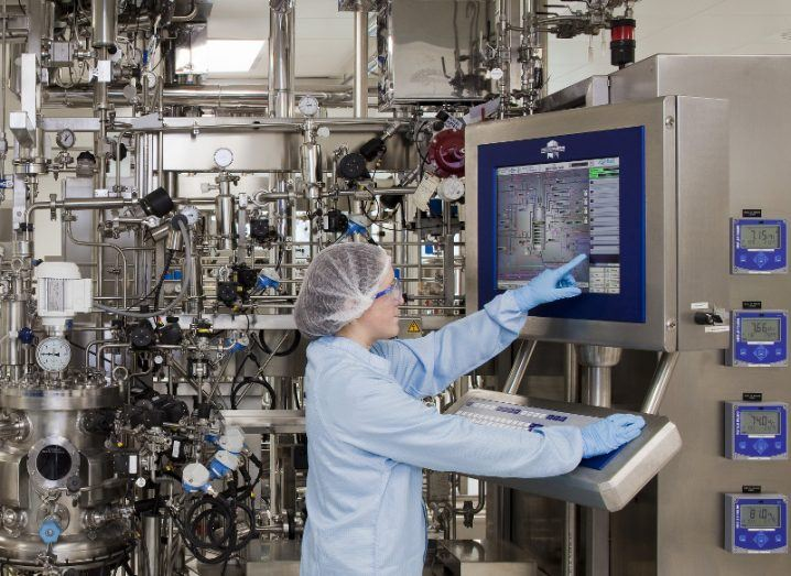 Biotechnology takes biological processes to industrial scale. Image: NIBRT