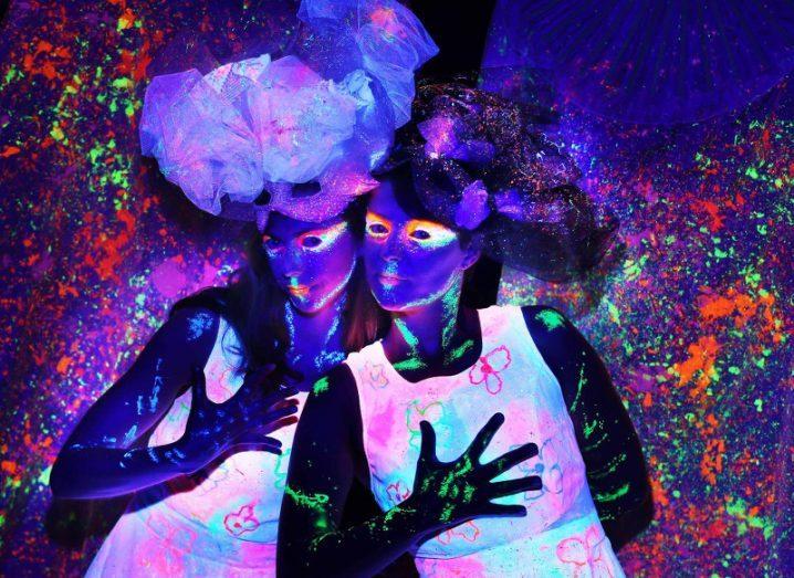 Laura Sarah Dowdall and Dagmara Jerzak from Dance Ireland at the launch of Culture Night 2017. Image: Sasko Lazarov/Photocall Ireland