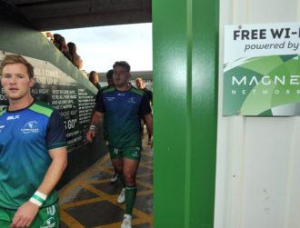 Connacht rugby fans get connected with free Wi-Fi from Magnet Networks