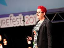 Dr Sue Black: I've disrupted myself so much, it's now my modus operandi
