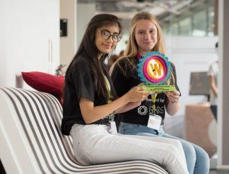 Tortue backpack named top teen idea at Trinity Walton Club pitch event