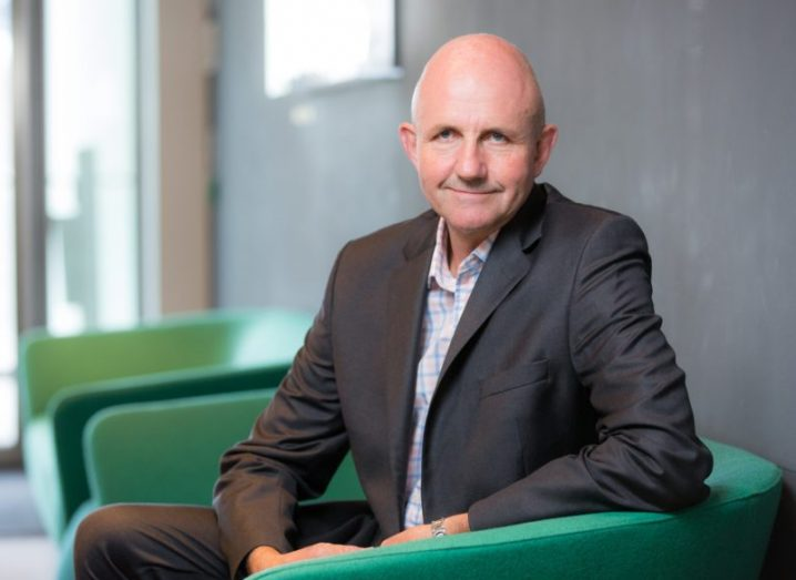 Karl McDermott, head of 3Connected Solutions at Three