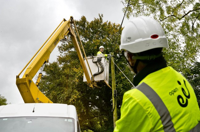 Eir says it has delivered more than 100,000 fibre connections to rural Ireland