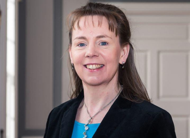 Maths professor Dr Lorraine Harbison. Image: DCU