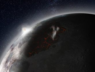 New research 'completely changes' our understanding of the moon