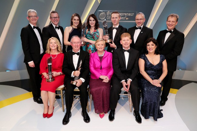 Portwest's Harry Hughes named EY Entrepreneur of the Year 2017